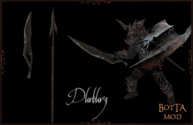 Durbûrz the Moria Chieftain