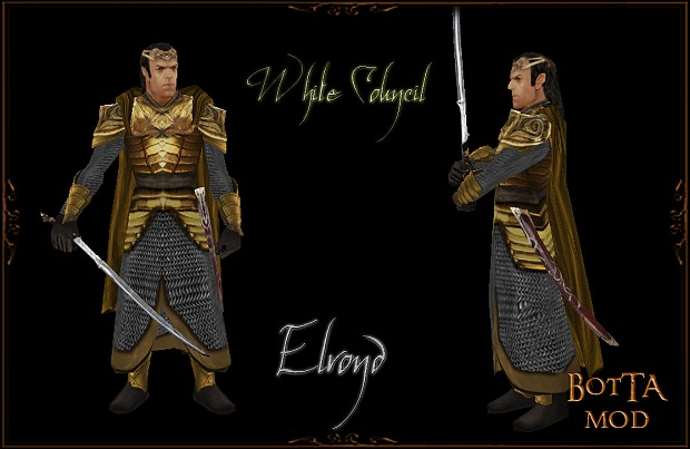 Elrond from the White Council