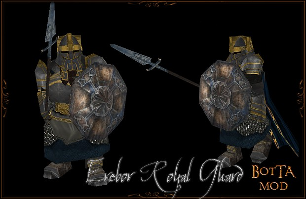 Erebor Royal Guard