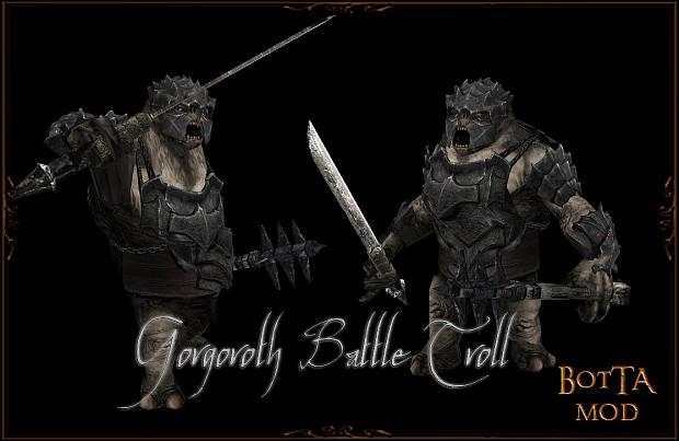 Gorgoroth Battle Troll