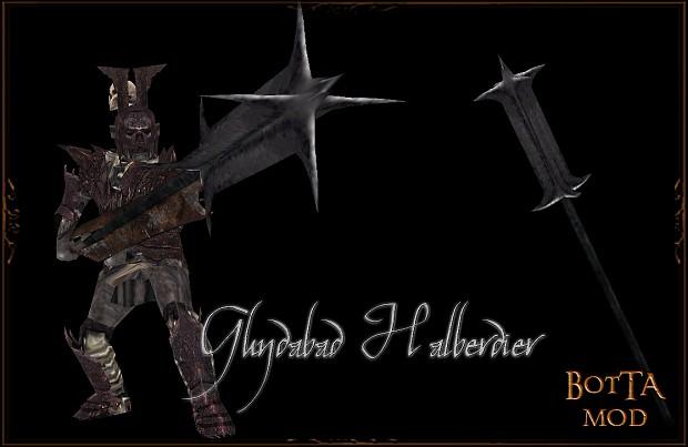 Gundabad Halberdier