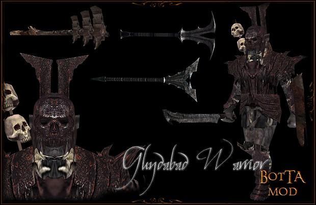 Gundabad Warrior