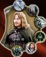 Faramir Powers