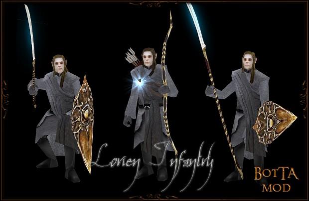 Lothlórien Infantry