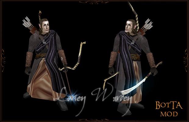 Lothlórien Warden