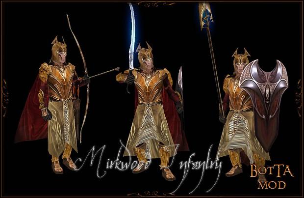Mirkwood Infantry