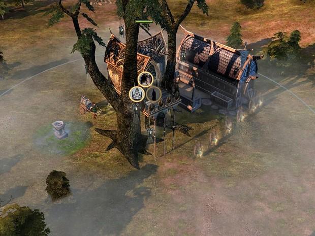Lorien Tree House