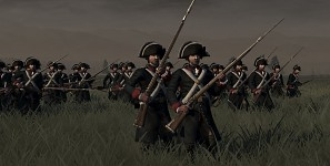 Prussian Frei-Infantry (Generic unit)