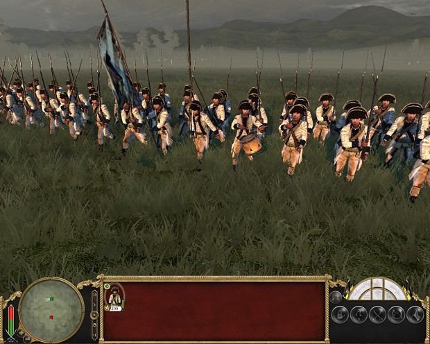 Late Saxon Army Line Infantry