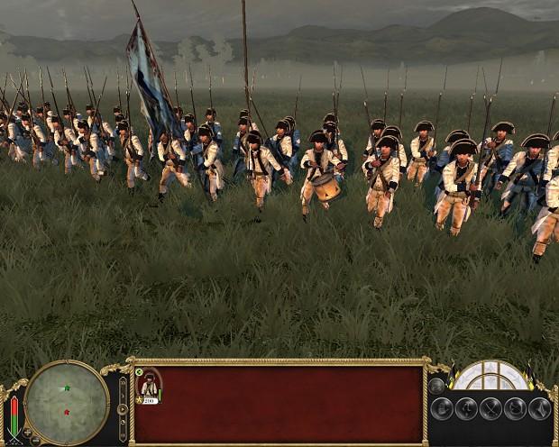 Late Saxon Army Line Infantry