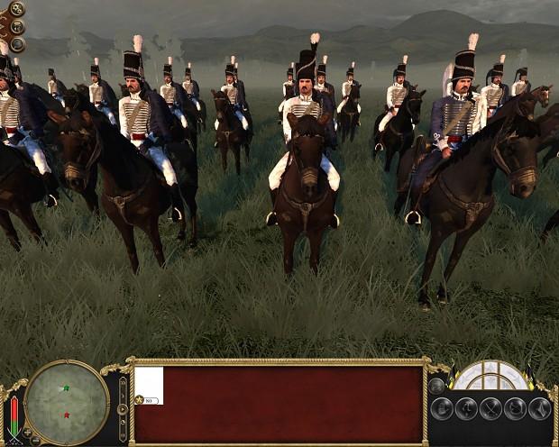Late Saxon Army Hussars
