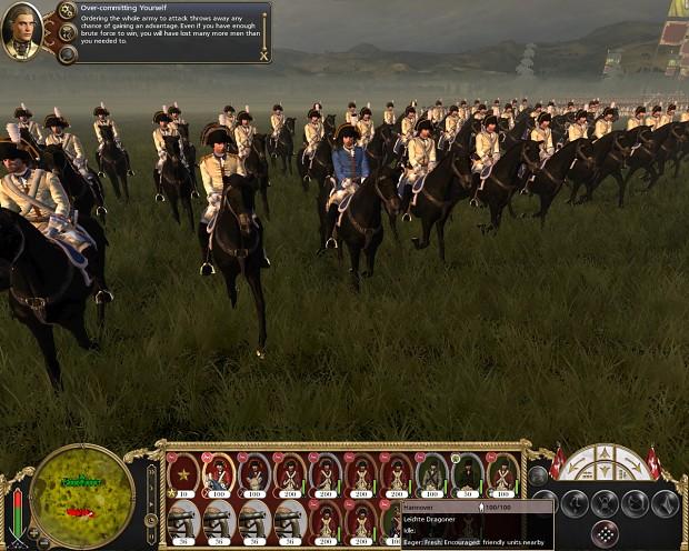Late Saxon Army Garde du Corps