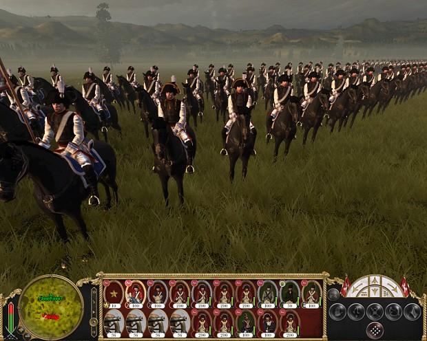 Late Saxon Army Cuirassiers