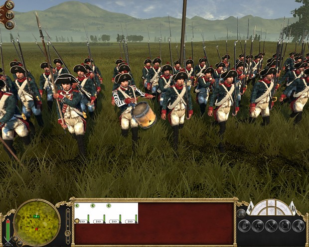 Bataillon Leibgarde (battalion of life guards)