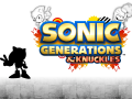 Sonic Generations & Knuckles (Sonic Generations)