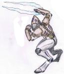 Syndicate Templar Sketch