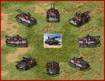 Soviet Apocalypse Tank