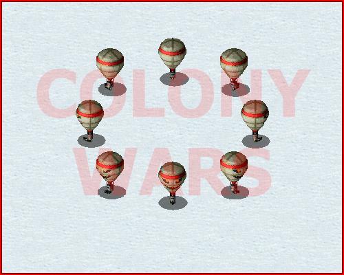 Soviet Aikov Balloon