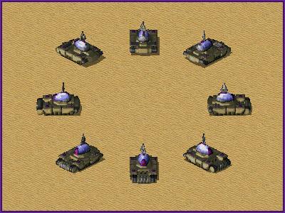 Syndicate Incinerator Tank