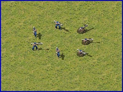 Allied Javelin GI