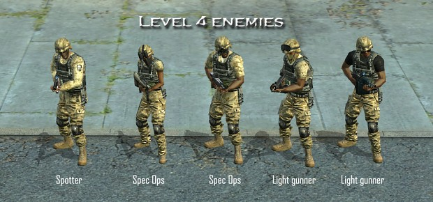 New enemy soldier templates 4 (not up-to-date)