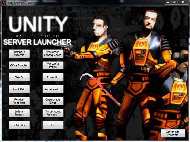 Server Launcher