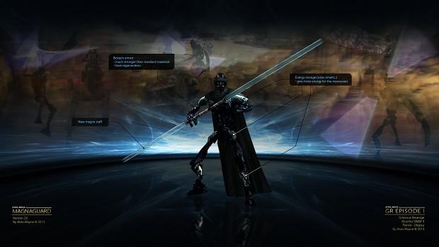 Magnaguard v2.0 Alpha