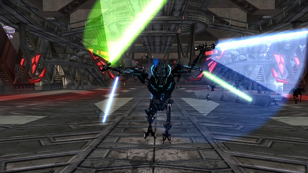 Grievous - gameplay screenshot