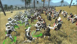 Units Addon Mod v1.1 (Gothic Foot Knights)