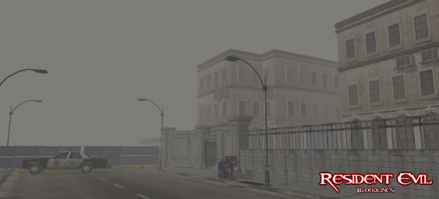 Raccoon City Hall(WIP)