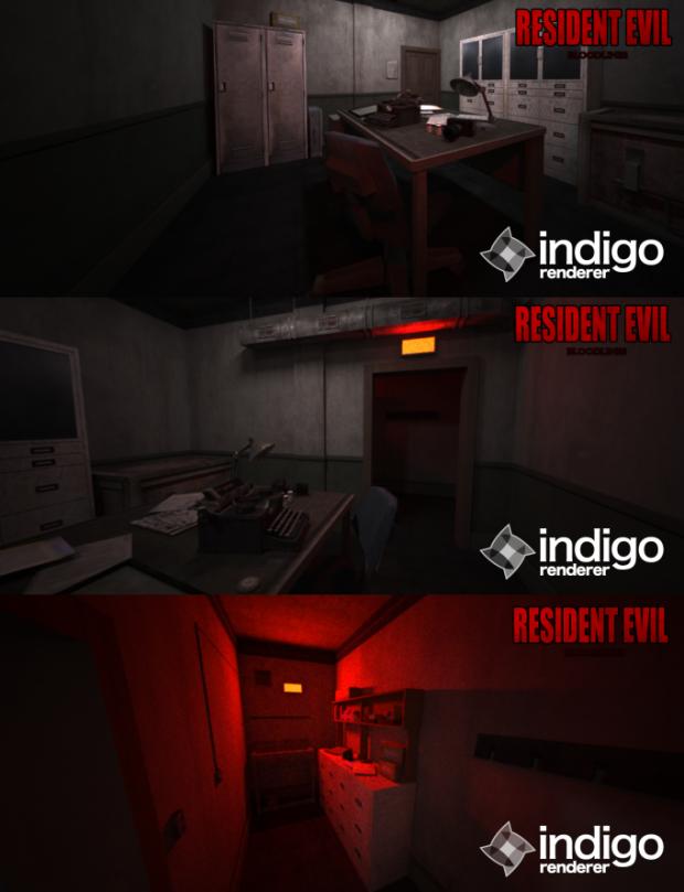 Updated R.P.D. Darkroom
