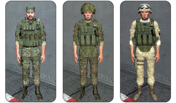 MSA 2.0 Screenshots