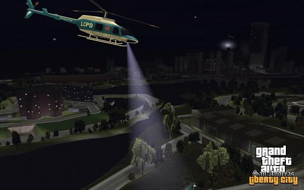 Sa Liberty City Beta  Pictures
