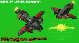 KMC Icarus Knight UAV