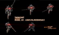 UED Trebuchet
