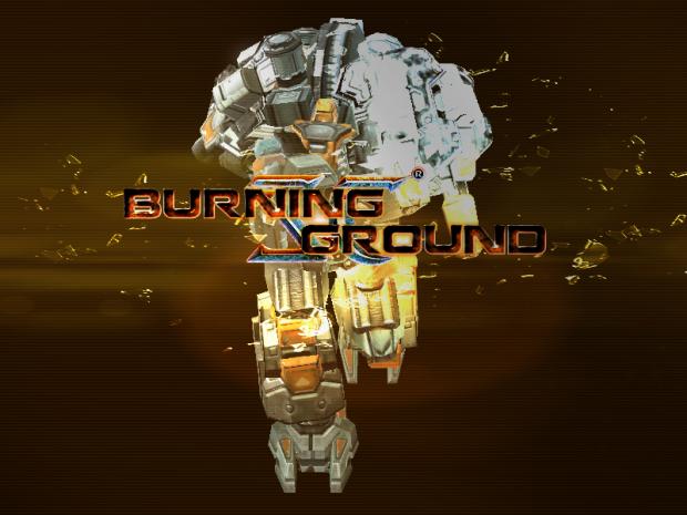 Burning Ground New Logo