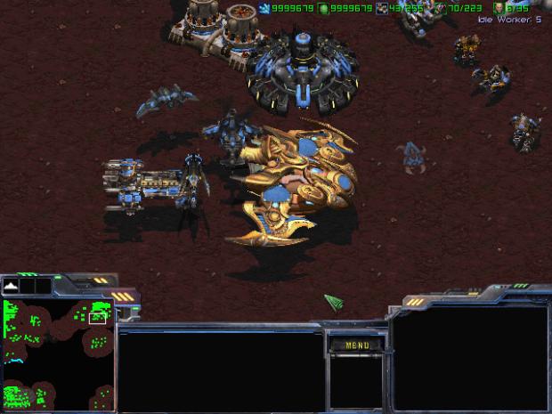 Protoss Eradicator (Campaign Unit)