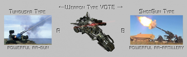 Skykiller Weapon Type VOTE