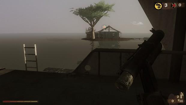New Map! Seafight!