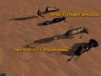 74-Z & Flitknot Speeders