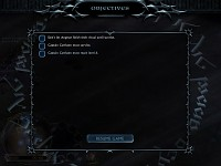 Tombs of the Arnor - Objectives