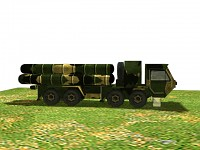 Chinese HQ-9 Advanced Anti-Air Missile System