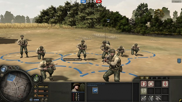 Inexperienced Riflemen