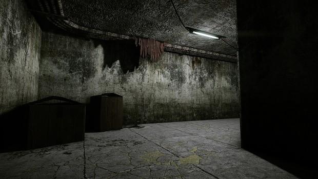 'The Ward' Basement