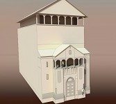 Main Entry / Keep - Concept Model