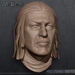 Ned Stark - Character Design - [WIP]