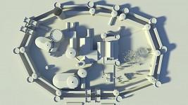 Winterfell Blueprint Working Version - Concept 01
