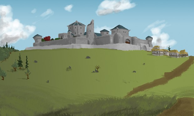 winterfell concept art