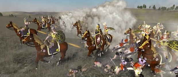 Amazons Total War Gallery