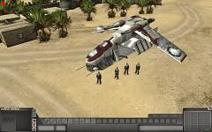 republic assault gunship